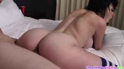 Hardcore Sex With Hot Cheerleader - scene 10