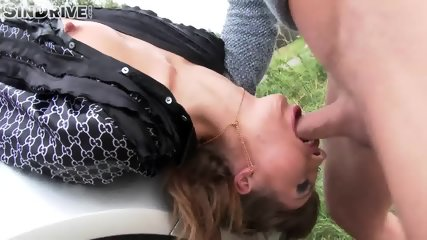 Amateur Slut Fucked Hard In Her Face - scene 6
