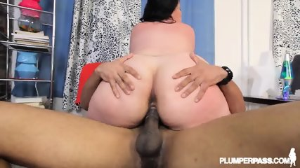 Big Dick For Fat Lady - scene 9