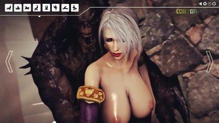 Krystal gets fucked and impregnated by Elite V2