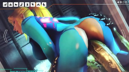SAMUS AND UNKNOWN PLANET - Horsecock, Zombie