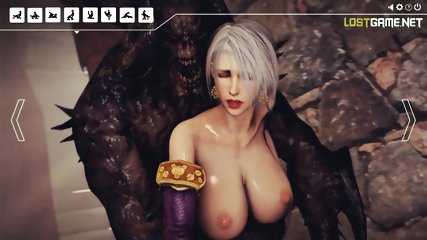 Ada Wong - Fucked like A Filthy Whore (Slut 3D Compilation) - Horsecock, Zombie