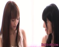 Petite Japanese Lesbo Sex With Cute Ai Uehara