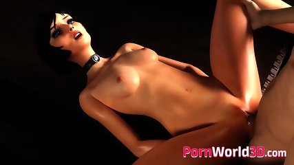 Nice 3D Sex Compilation of Hentai Shy Elizabeth with Huge Ass Fuck