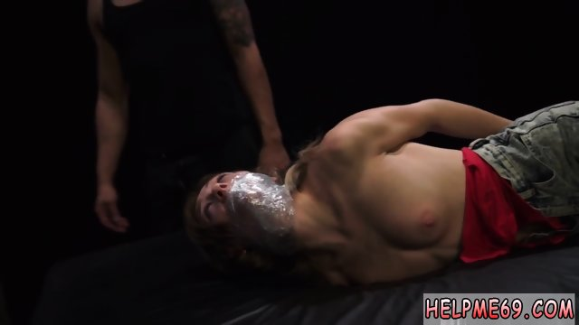 Tied and fucked with strap on Poor Callie Calypso