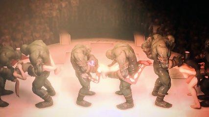 Kunoichi 2: Fall of the Shrinemaiden Fantasy Monster
