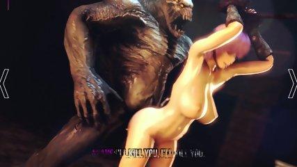 Night Of Revenge Demo Version 0.29 - Update Features Fantasy Monster