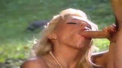 Kelly Trump catching Sperm Shot - scene 12