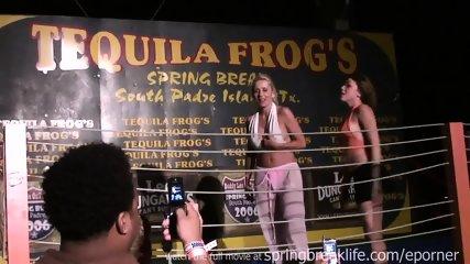 Wild Girls On Stage At Club - scene 11