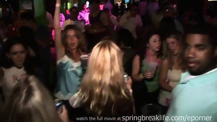 Wild Girls On Stage At Club - scene 3