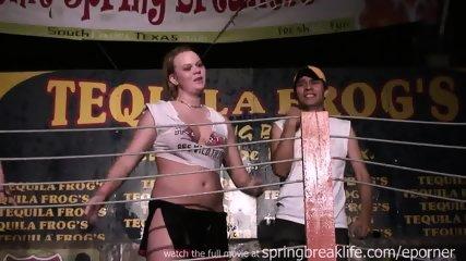 Boy licking girls pussy