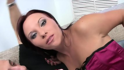 Two Hard Dicks In Her Anus - scene 2