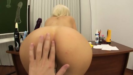Drilling Of Tight Ass Hole - scene 2
