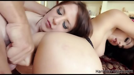 Anal Fun With Two Elegant Babes