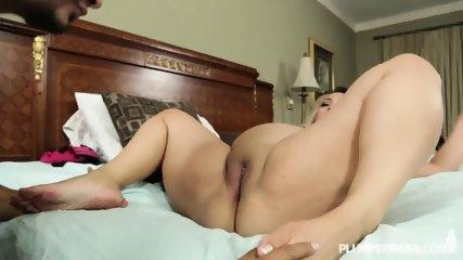 Big Girlfriend Gets Pounded Hard - scene 5