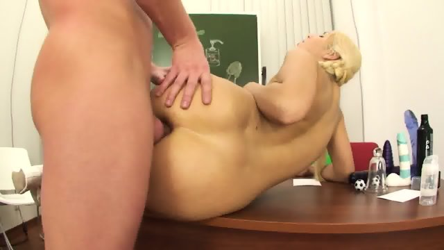 Ass Hole Fucking In The Classroom