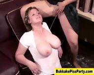 Dirty Fetish Weird Hoe Gets Soaked