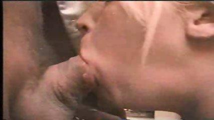 Blond Pornstar giving Blowjob - scene 7