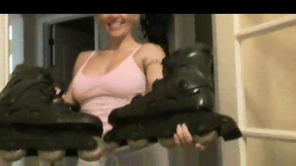 Sex on Rollerblades - scene 1