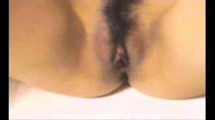 Korean Girl using Dildo for Pleasure