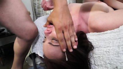 Hard Cock In Her Throat - scene 9