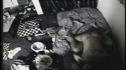 Japanese Couple caught on hidden Cam - scene 8