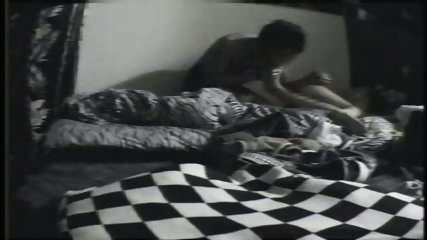 Japanese Couple caught on hidden Cam - scene 2