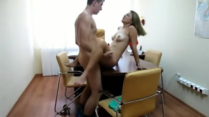 Boss Fucking His Hot Secretary