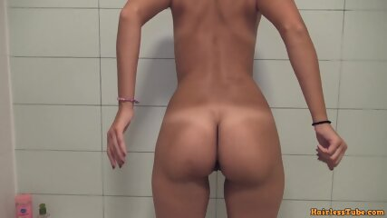 Desperation pee video