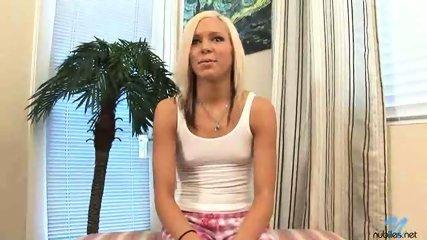 Kacey in Interview - scene 1