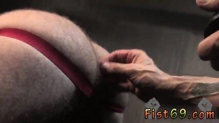 Gutter anal slut