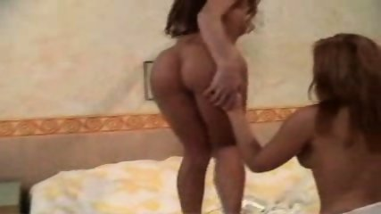 Two hot and horny Lesbians - scene 7