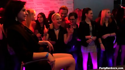 Sex Games At The Party - scene 4