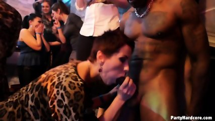 Sex Games At The Party