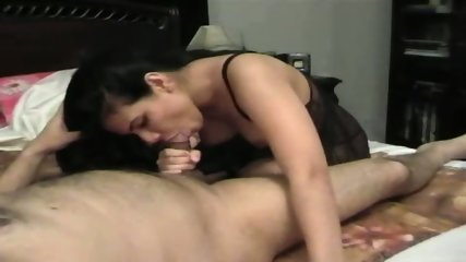 Raven sucks Shorty - scene 3