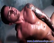 Straight Dude Jumps In Sexy Hunks Ass