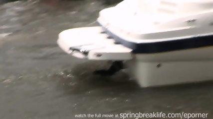 Topless Slide On The Lake - scene 11