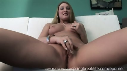Hot Nymph With Anal Play - scene 1