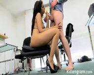 Miya Rai In Office - scene 9