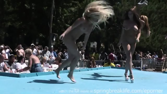 Hot Girls Dancing Naked