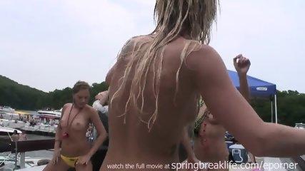 Wild Wet Lake Party - scene 8