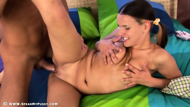 Destruction Of Her Pussy And Ass
