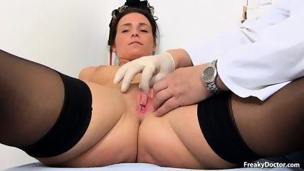 Her Pussy Needs A Doctor - scene 4