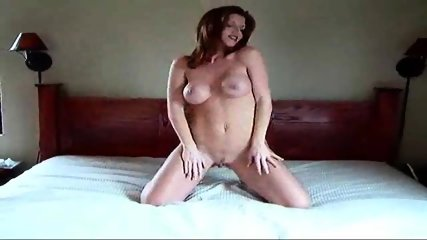 Sexy Woman swaying in Bed - scene 7