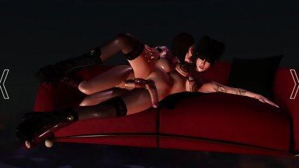 Batman And Catwoman Having Sex Sfm