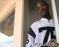 Black Guy Fucks White Gal