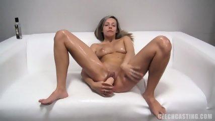 Dildo In Amateur Girl's Pussy - scene 12