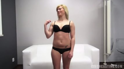 Blonde Abused At The Casting - scene 6