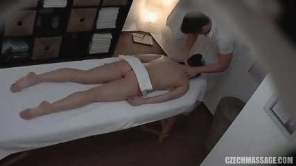 Sex With Tricky Masseur - scene 2