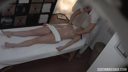 Sex With Tricky Masseur - scene 4